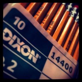 #2 Pencils