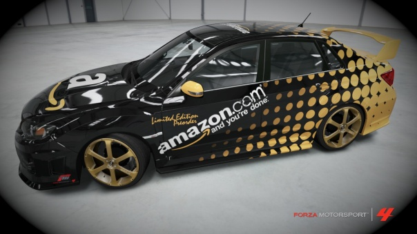 Amazon Preorder Subaru