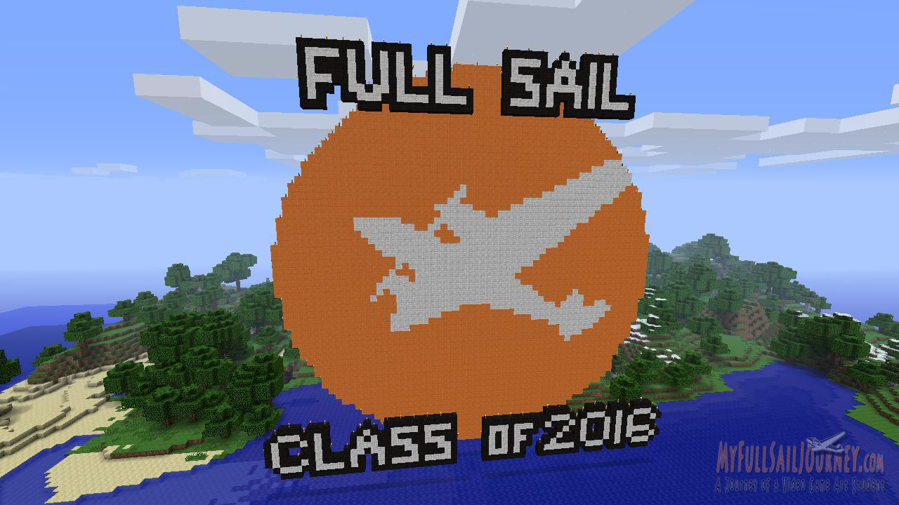 Full Sail University Logo Minecraft XBOX Edition My Full Sail - Full sail university game design