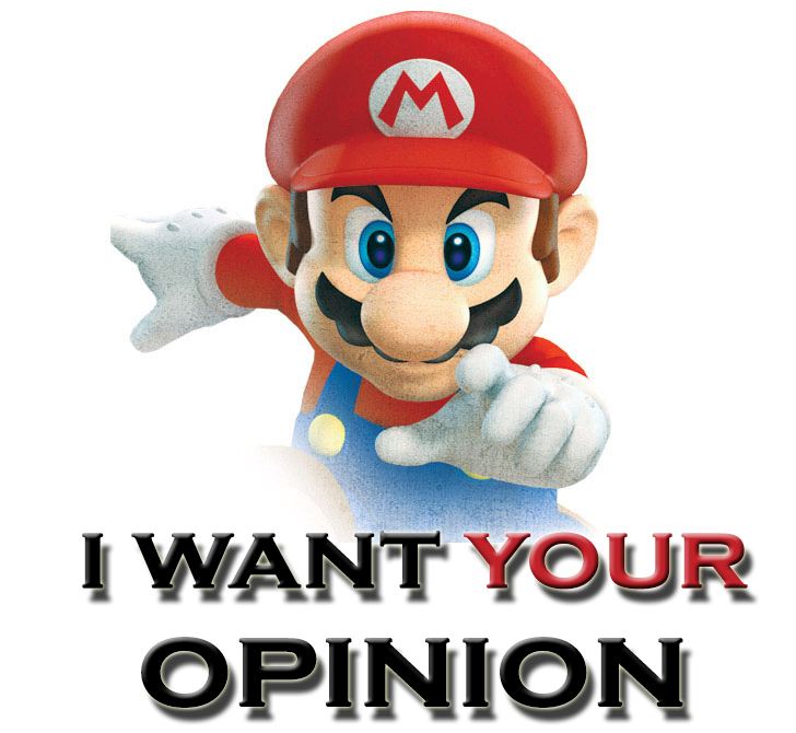 Image result for i want to hear your opinion