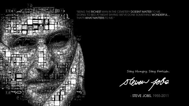 Steve Jobs Wallpaper