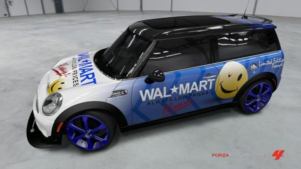 Walmart Pre-Order Mini