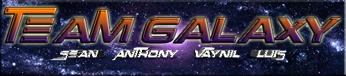 Team Galaxy Logo