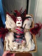 Michonne Voodoo Doll 2