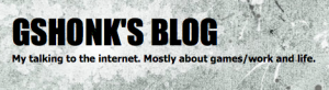 Check out Grant Shonkwiler's Blog