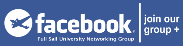 Full Sail University Networking Banner